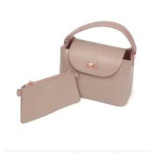 Handbags - Ted Baker London Adalee Micro Bow Small Satchel